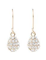 Glamorous Pineapple Shape Dangle Earrings