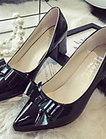 Women's Shoes  Stiletto Heel Pointed Toe Pumps/Heels Dress Black/White