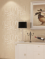 New Rainbow™ Contemporary Wallpaper Art Deco Modern Style Wallpaper Wall Covering Non-woven Fabric Wall Art