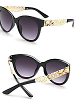 Women 's 100% UV400 Cat-eye Sunglasses