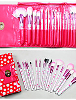 18 pcs Beauty Design Makeup Brush Set
