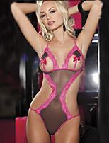 Polyester Backless Sexy Nightwear Female Underwear