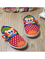 Children Shoes Outdoor/Casual Canvas Fashion Sneakers Blue/Red