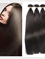 Straight Style Brazilian U-Tip Virgin Human Hair 18