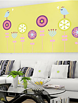 Wall Stickers Wall Decals Style Creative Cartoon PVC Wall Stickers
