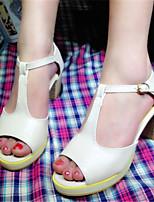 Women's Shoes  Platform Platform Sandals Casual Pink/Ivory