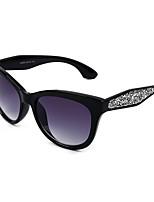 Women's 100% UV400 Hiking Vintage Diamond Cover Sunglasses
