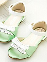 Girls' Shoes Casual Open Toe Sandals Green/Pink