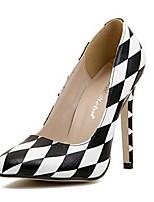 Women's Shoes Stiletto Heel Heels Pumps/Heels Casual Black