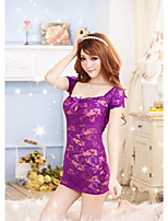 Kayi Women Cotton Blends/Lace/Nylon Chemises & Gowns/Robes/Ultra Sexy Nightwear