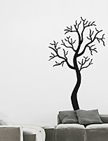 Wall Stickers Wall Decals Style Simple Tree PVC Wall Stickers
