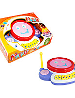 Musical Instrument Electronic Drum with Light and Music