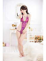 Women's Transparent Lace Backless Ultra Sexy Nightwear (3 Colors Available)