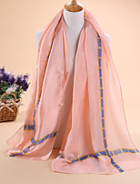HOT sale Women's fashion new chain printed satin shawls scarves, scarves