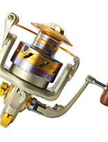 Yomores EF3000 5.5:1 10 RolamentosPesca de Mar/Pesca Voadora/Isco de Arremesso/Pesca no Gelo/Rotação/Pesca de Gancho/Pesca de Água