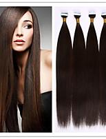 3Pcs/Lot 2.5G/S 100G/PC Brazilian Virgin Hair Fusion Keratin PU Skin Weft/Glue Skin Weft Hair Extension18
