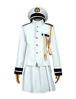 Kantai Collection Commander Cosplay Costumes