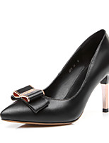 Women's Shoes Faux Stiletto Heel Pointed Toe/Closed Toe Pumps/Heels