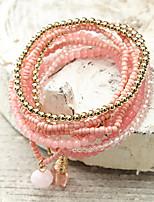 Women's Chain Bracelet Acrylic