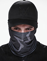 Watch Dogs Cosplay Aiden Pearce Hat Peaked Cap Casquette High-quality Cosplay Game Costume(Cap + Mask)