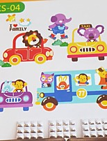 Small Animal 3D KS-04 Car Stickers