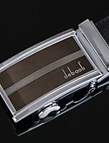 debaoli® Men's Business High Grade Work/Casual Automatic Buckle Genuine Leather Waist Belt