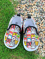 ChildrenShoes Outdoor/Casual Canvas Fashion Sneakers Neutral