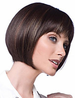 Fashion Synthetic Wig Ombre Short Bob Heat Resistant Hair Wigs For Women