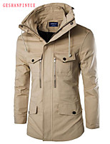 2015 Men's Cultivate One's Morality Leisure Fashion Jacket