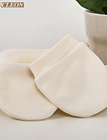 TWO Pairs of Baby Girls/Boys All Seasons Organic Cotton Gloves JA2007