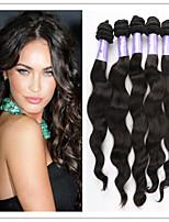 3Pcs/Lot Unprocessed Virgin Human Hair Weave Brazilian Body Wave Hair Weft