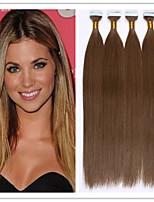 Brazilian Virgin Hair Keratin PU Skin Weft/Glue Skin Weft Hair Extensions 18