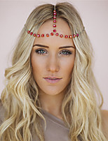 Women Vintage/Party/Casual Alloy Head Chain