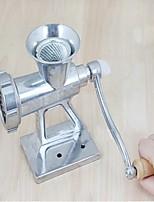 Meat Grinder Mincer Machine Maker + Sausage Filler Attachment Aluminum Alloy