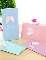 Stereo Love Butterfly Card (Set Of 20)