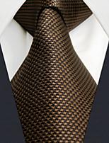 Men's Business Floral Camel Ties