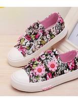 Sneakers a la Moda ( Negro/Rosa ) - Comfort/Punta Cerrada - Tejido