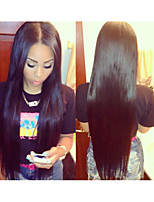 Indian Virgin Human Hair Full Lace Human Hair Wigs Straight Human Hair Wigs with Lace Front Wigs Blench Knots