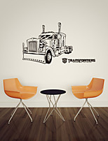 Wall Stickers Wall Decals Style Transformers English Words & Quotes PVC Wall Stickers