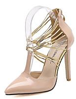 Women's Shoes Stiletto Heel Heels Pumps/Heels Casual Pink