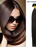 20inch Remy nail tip hair 0.5g/s Human Hair Extensions 16 Colors for Women Beauty