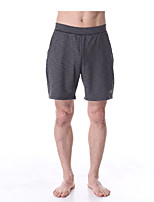 Baggy Shorts ( Vit/Röd/Grå ) - Herr - Yoga/Pilates/Fitness - Andningsfunktion/Snabb tork/wicking