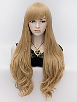 70cm Long Wavy Anime Cosplay Party Women Lady Sexy Harajuku Wig Long Party wigs