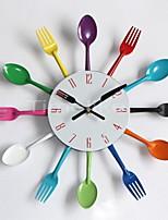 Horloge murale - Nouveauté - Moderne/Contemporain - en Inox