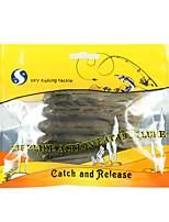 YFY Leurre souple 10.76 g 5 pcs 95*14*10 Pêche d'appât
