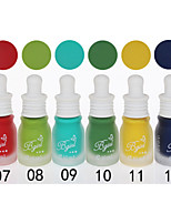 Nail Art Bgirl Feeding-bottle Cashmeran Matte Polish (10ml,No.7-12 Colors Available)