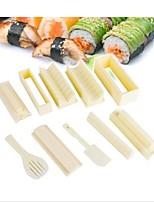 Janpan суши производитель формирователь риса модели решений комплект кухня для еды пикника