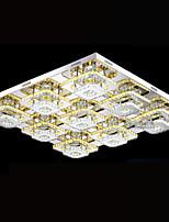 Lampe suspendue - Contemporain/Traditionnel/Classique/Rustique/Tiffany/Saladier - avec LED - Métal