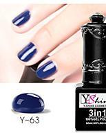 Y-SHINE Royal Blue Nail Gel Polish Soak Off Uv Gel Nail Polish Y63