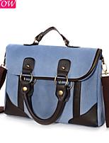 Fashion Men's Rucksack Retro Casual Business Shoulder Messenger Bag Canvas Handbag